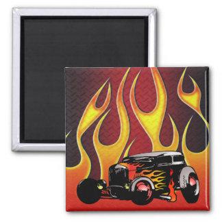 330 Hot Rod Color Variante 2 Magnet