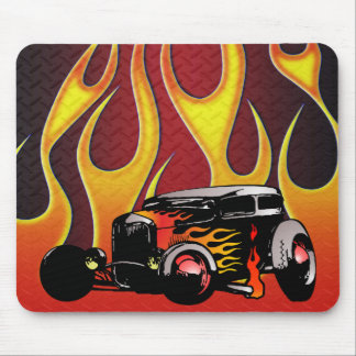 330 Hot Rod Color Variante 2 Mouse Pad