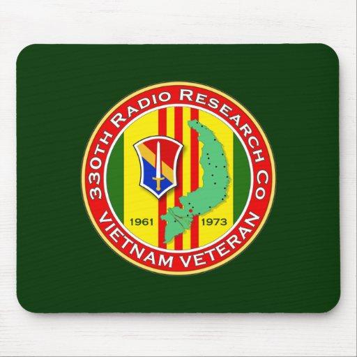 330th RRC 2 - ASA Vietnam Mouse Pad