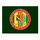 330th RRC 2 - ASA Vietnam Post Card