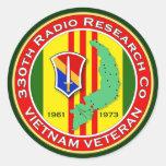 330th RRC 2 - ASA Vietnam Stickers