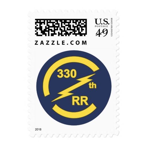330th RRC 2 Stamps