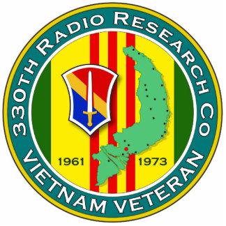 330th RRC - ASA Vietnam Statuette