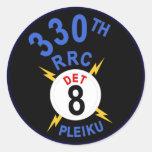 330th RRC Det 8 Sticker