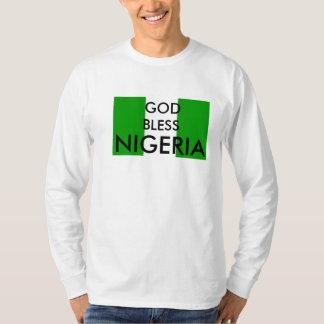 3315337157, GOD, BLESS, NIGERIA T-Shirt