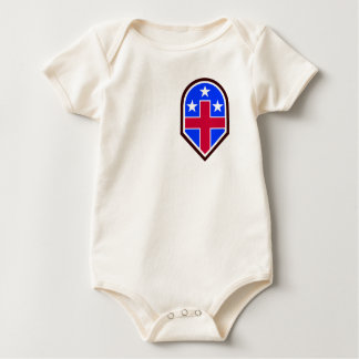 332d Medical Brigade Baby Bodysuit