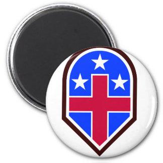 332d Medical Brigade Magnet