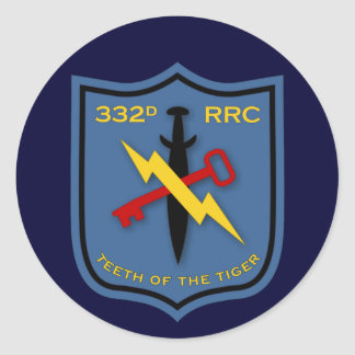 332d RRC 2 Classic Round Sticker
