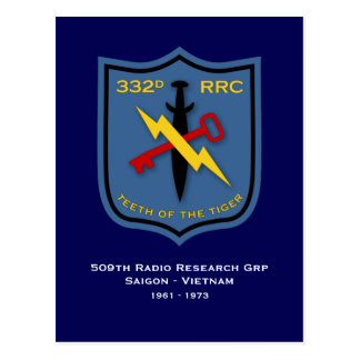 332d RRC 2 Postcard