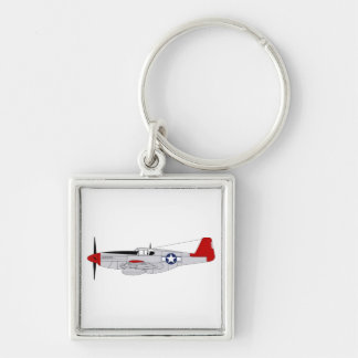 332nd Fighter Group Keychain