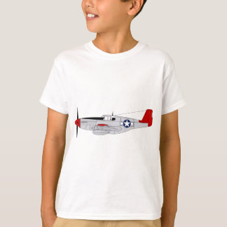 332nd Fighter Group - Redtails - Tuskegee Airmen T-Shirt