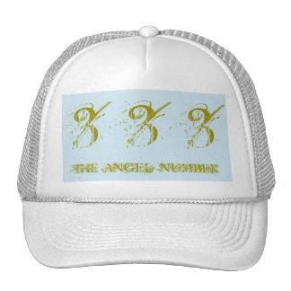 333 - El NÚMERO del ÁNGEL, gorra del camionero,
