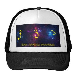 333 - El NÚMERO del ÁNGEL (nebulosas), gorra del
