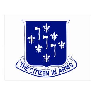 333o Infantería aerotransportada Tarjetas Postales
