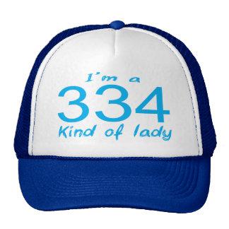 334 LADY TRUCKER HAT