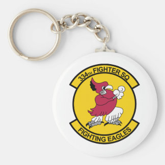 334th Fighter Squadron Key Chains