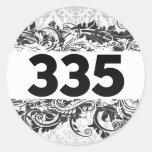 335 ETIQUETAS