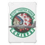 335th Chief Fighter Squadron F-15 iPad Case