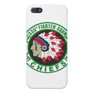 335th Fighter Squadron Insignia Cover For iPhone SE/5/5s