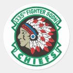 335th Fighter Squadron Sticker