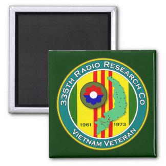 335th RRC - ASA Vietnam Magnet