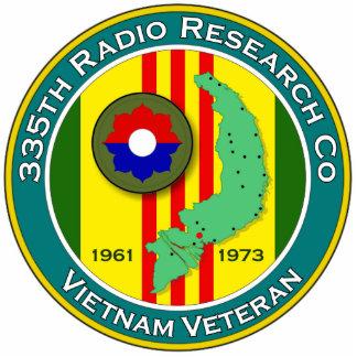 335th RRC - ASA Vietnam Statuette