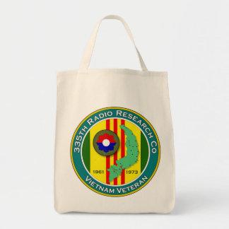 335th RRC - ASA Vietnam Tote Bag