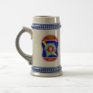 335th RRC CMA Beer Stein