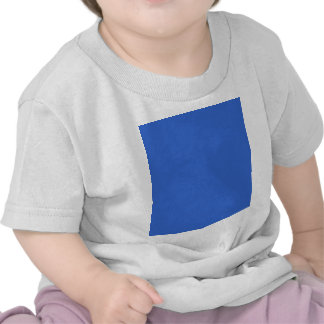 3366CC Solid Blue Background Color Template T-shirts