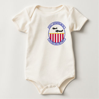 336th Air Refueling Squadron Baby Bodysuit