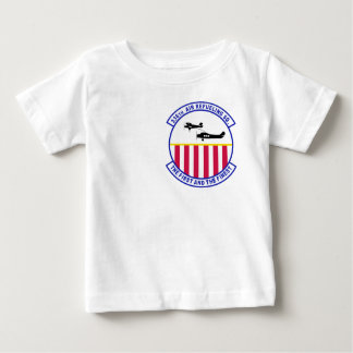 336th Air Refueling Squadron Baby T-Shirt