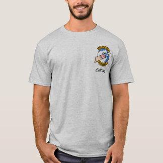 336th FS w/Phantom - Light colored T-Shirt
