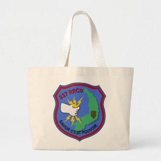 337th RRC 2 Large Tote Bag