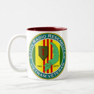 337th RRC - ASA Vietnam Coffee Mug