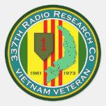 337th RRC - ASA Vietnam Stickers