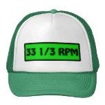 33 1/3 RPM GORRO