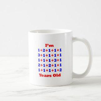 ¡33 años! taza