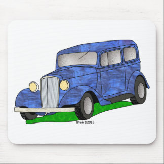 33 Chevy 2 dr Sedan Mouse Pad