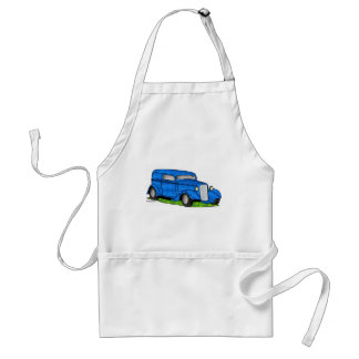 33 Chevy Sedan Delivery Adult Apron
