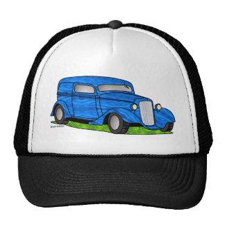 33 Chevy Sedan Delivery Trucker Hat