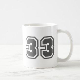 33 COFFEE MUG