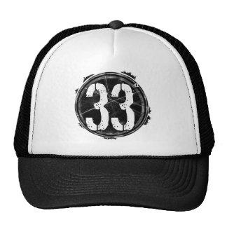 33 Degree Classic Logo Trucker Hat