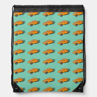33 Ford 3 Window Coupe Drawstring Backpack