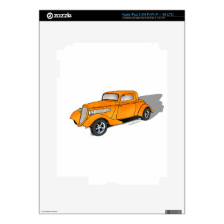33 Ford 3 Window Coupe iPad 3 Decals