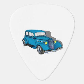 33 Ford Victoria - Blue Guitar Pick