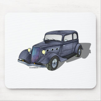 33 Ford Victoria Mouse Pad