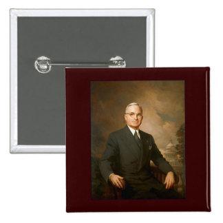 33 Harry S. Truman Button