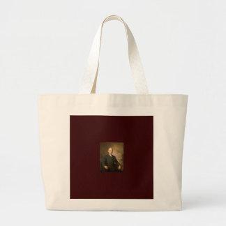 33 Harry S. Truman Jumbo Tote Bag