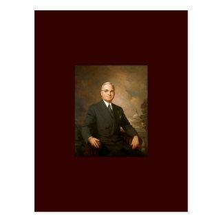 33 Harry S. Truman Postcard