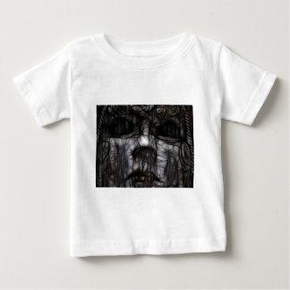33 - Inky Lightless Baby T-Shirt